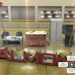 Almon Virtual Garage App Demo Homepage