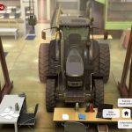 Animation App Tractor