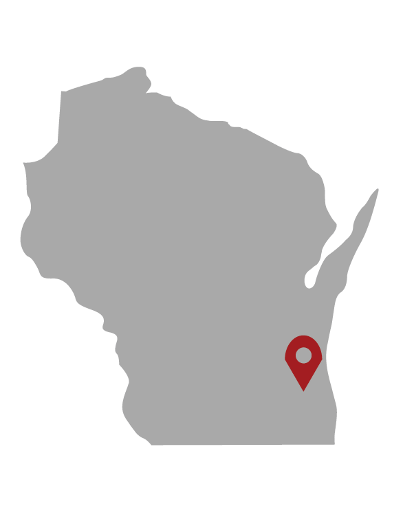 almon inc wisconsin locations
