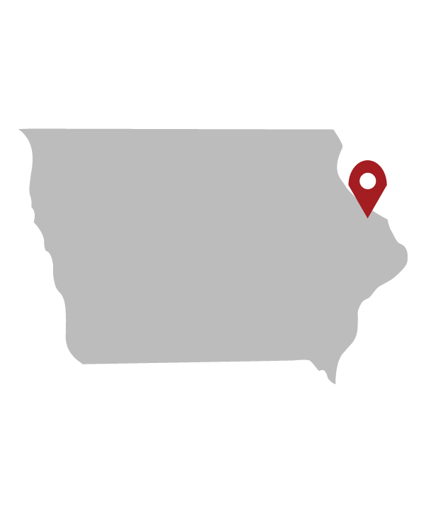 Almon Inc Iowa Locations