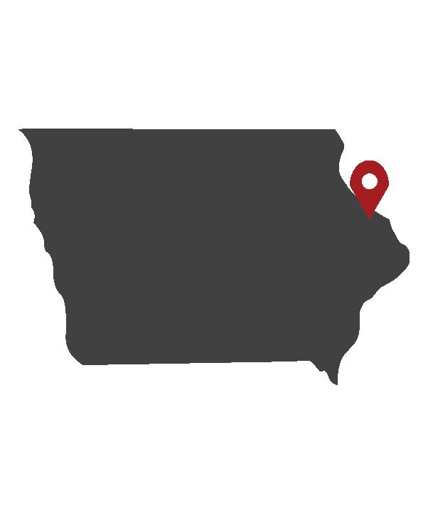 Almon Inc Iowa Locations