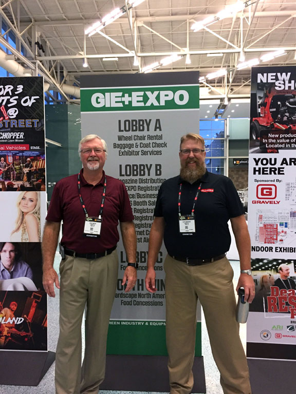 The Green Industry And Equipment EXPO 2016