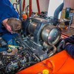 Doosan Engine Removal 2