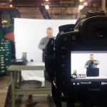 Instructional Video Shoot - Behind The Scenes