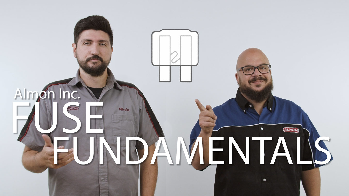 Almon Inc. Fuse Fundamentals Training Vid