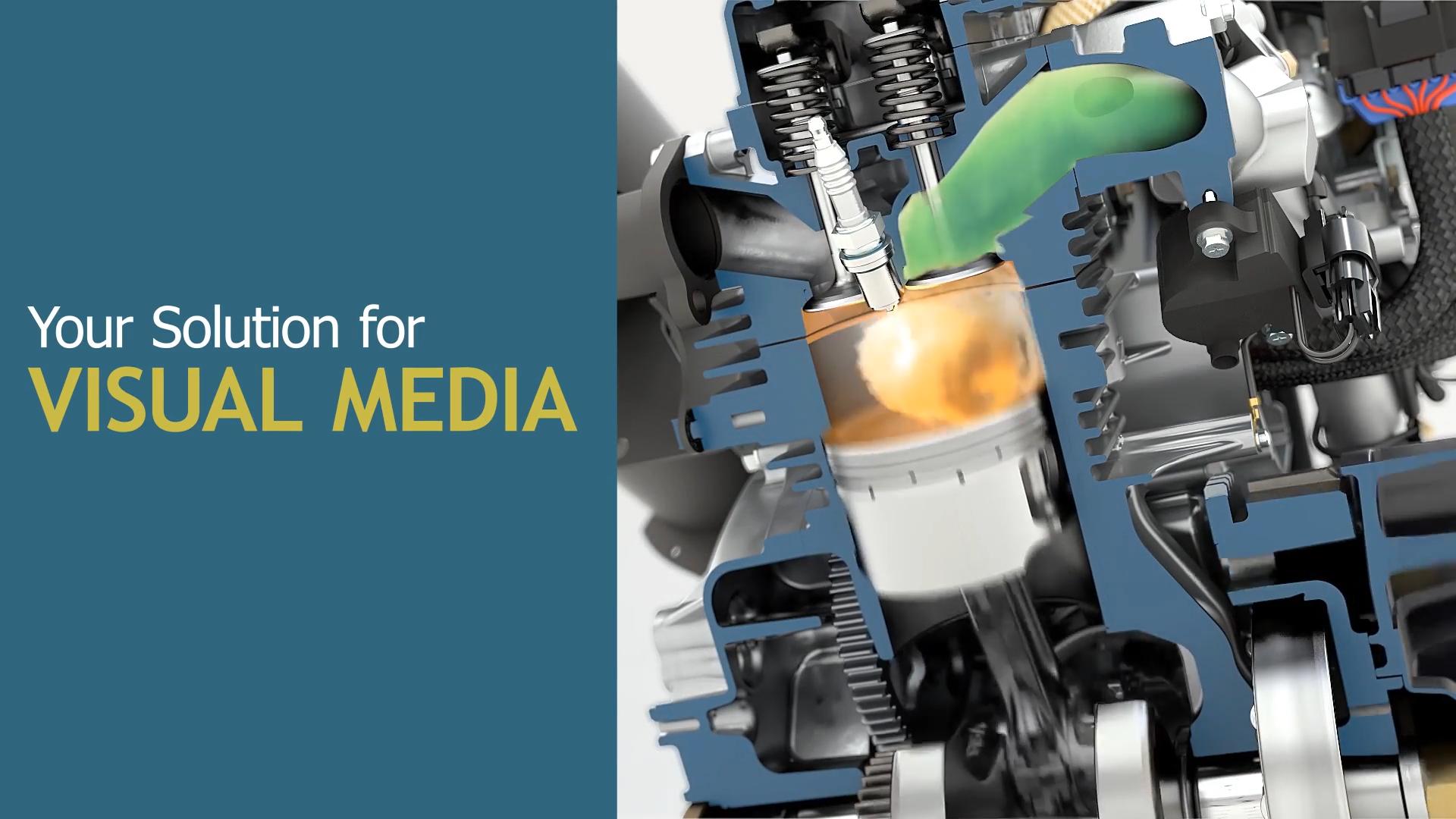 Visual Media - Animation & Video